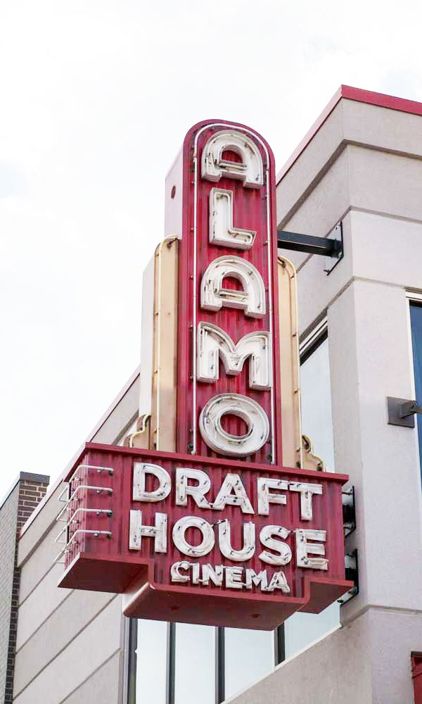 Alamo Drafthouse, Alamo Drafthouse Slaughter, SW Austin, Parten Amenities, Our Amenities
