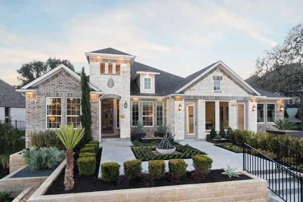 Parten model home